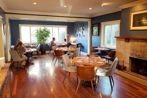 Nocciola restaurant near Casa Ojai Inn