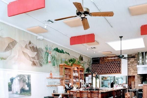 Osteria Monte Grappa restaurant near Casa Ojai Inn