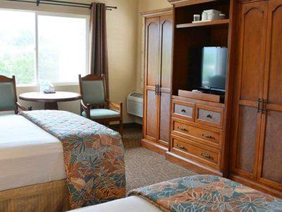 Ojai Hotel Room