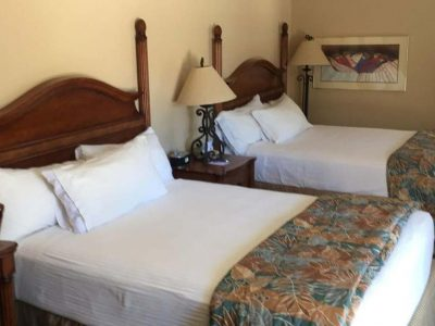ADA Room with Two Queen Beds - Ojai Hotel