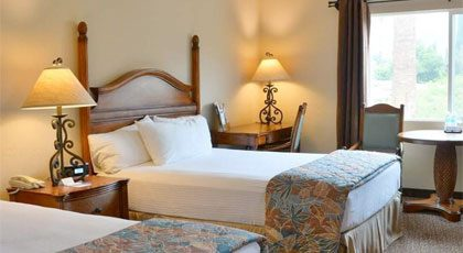 EcoRooms with Two Queen Beds - Casa Ojai Inn, Ojai Hotel